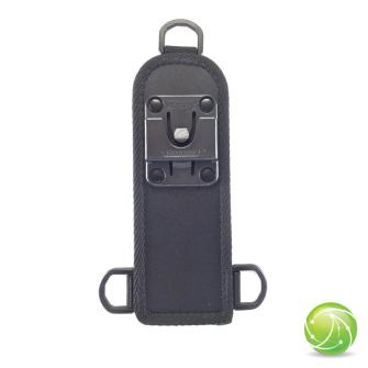 AKKUPOINT Adaptateur plat pour sangle fixable 3-points / clip contact pro