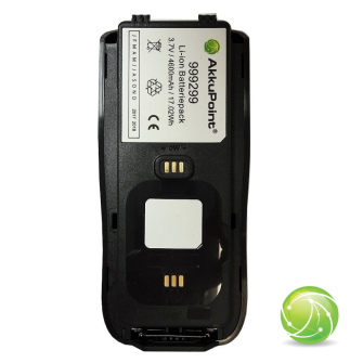 AIRBUS / POLYCOM / TETRAPOL / EADS / AKKUPOINT Two-way radio battery for TPH900 / CE
