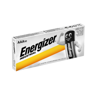 ENERGIZER INDUSTRIAL Micro AAA LR03 1.5V Alkaline