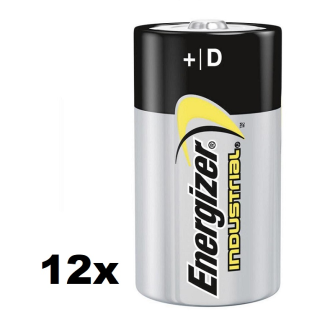 ENERGIZER INDUSTRIAL Mono D LR20 1.5V Alkaline