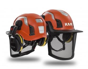 999327 KASK Schutzhelm Zenith Combo mit Gehörschutz / CE EN 397 - EN 50365