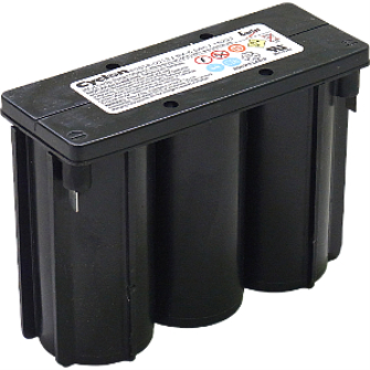 999343 ENERSYS CYCLON HAWKER Typ-0859-0012 6V 8Ah Pb