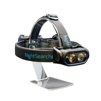 NigthSearcher HeadStar Pro headlamp with disdance dimming / IPX4 / 850 Lumen