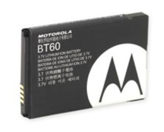 999476 MOTOROLA Akku zu BT-60 / ORIGINAL