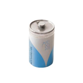 SOOIL 1/2AA PZN - 04113988 3.6V Lithium zu Insulinpumpe