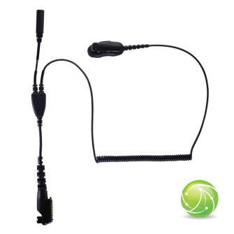 AKKUPOINT HEADSET for concealed carry for TPH900