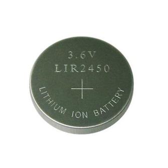 Battery rechargeable LIR2450