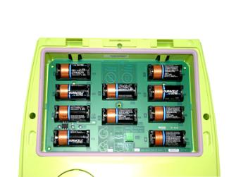 999643 ZOLL Medizinakku zu Defibrillator AED Plus Batterie Set  / ORIGINAL