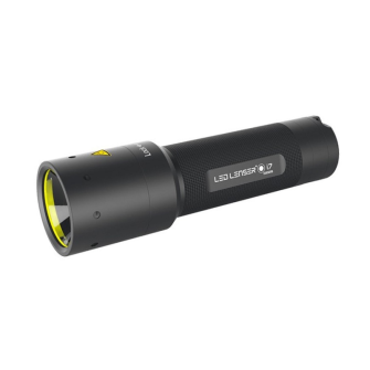 LED LENSER Industrial-Range Taschenlampe i7 / High End LED / IPX4 / 220 Lumen