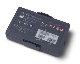 999797 ZOLL Medizinakku zu Defibrillator AED 3 / Typ 8000-000696 / ORIGINAL