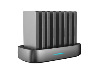 999800 POWERSTATION Desktop mit 8 Powerbanks 8000mAh