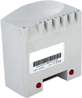 WEINMANN Batterie médicale Plus WM28385 pour Medumat Transport / ORIGINAL
