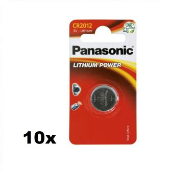 PANASONIC CR2012 3V Lithium
