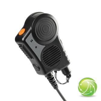 AIRBUS / POLYCOM / TETRAPOL / EADS / AKKUPOINT FireFighter Handmonofon TPH900 / PTT / IP67 / CE