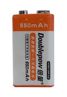 INTEGRA Medical battery for Pipetboy Acu 2 / 9V Block