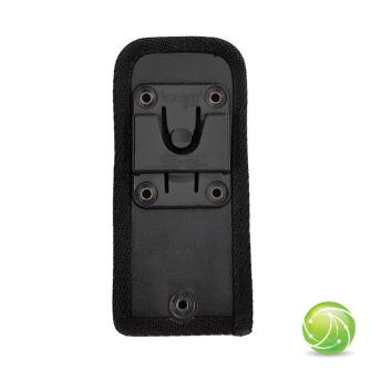 AKKUPOINT Adaptateur plat petit / système Molle / clip contact pro