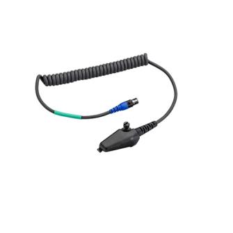 HEADSET PELTOR Flex 2 Cable / zu Gehörschutzgarnitur Flex 2 Standard / zu Kenwood Multipin