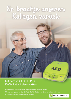 ZOLL AED Plus Defibrillator / Original
