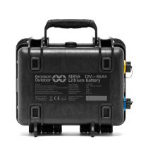 BRONSON Outdoor  MB-55 Batterie 12V 55Ah Li-Ion / IP67