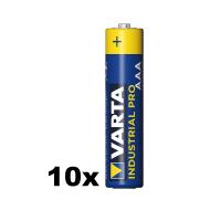 VARTA INDUSTRIAL PRO 4003 AAA Micro LR03 1.5V Alkaline