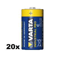 VARTA INDUSTRIAL PRO 4014 C Baby LR14 1.5V Alkaline